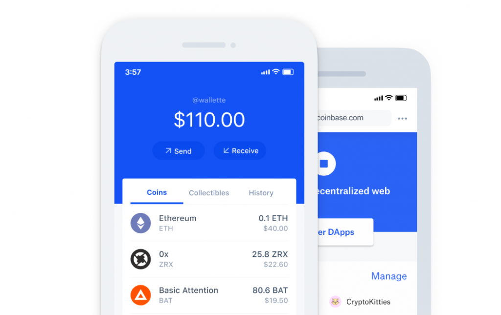 App Coinbase