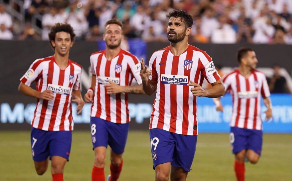 Atlético Madrid Plus500
