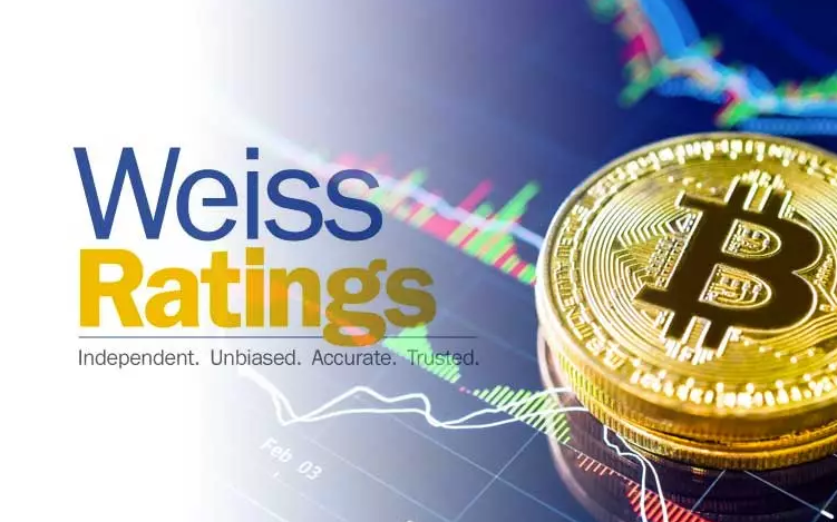 ratings de criptomonedas