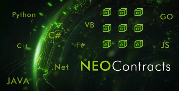 Lenguaje para escribir NEOcontracts (Smart Contracts)