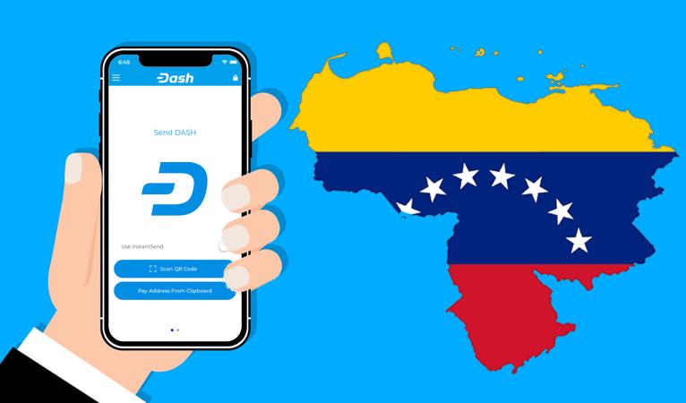 comprar dash en venezuela