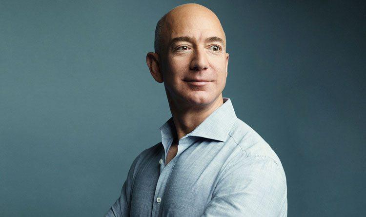 Acciones Amazon Jeff Bezos