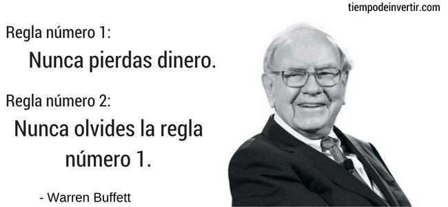 Warren Buffett  Consejo de Inversión Bitcoin