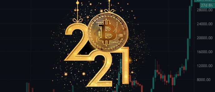 Valor Del Bitcoin Supera Los 30K Iniciando El 2021